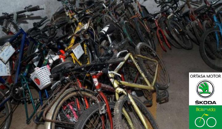 El Ayuntamiento de Leioa Colabora en Bicis para la Vida