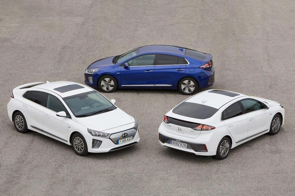Nueva Gama Hyundai IONIQ 2020