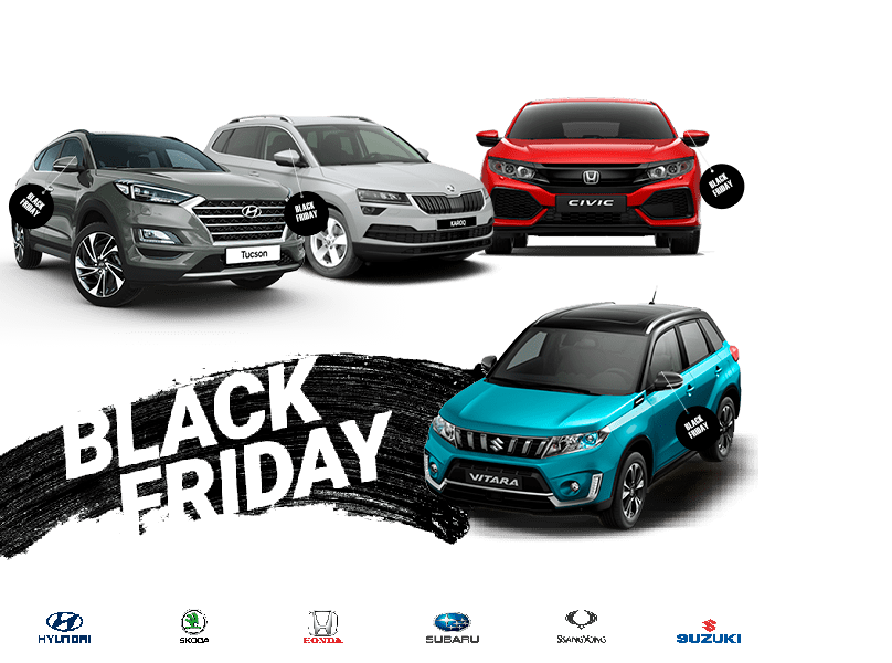 Ofertas Black Friday Comprar Coche 2019