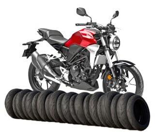 Honda oferta neumaticos moto