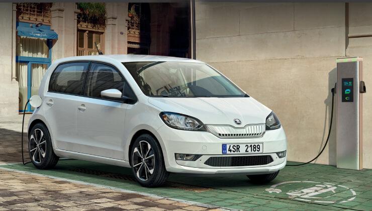 Citigo Eléctrico: El Primer Škoda 100% Eléctrico