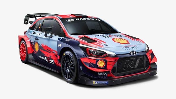 El nuevo Hyundai i20 Coupé WRC