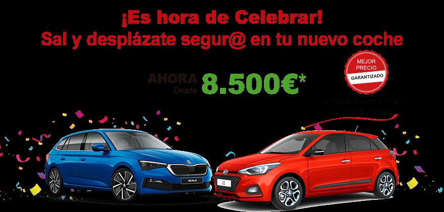 Mejores Ofertas Hyundai Skoda Km 0