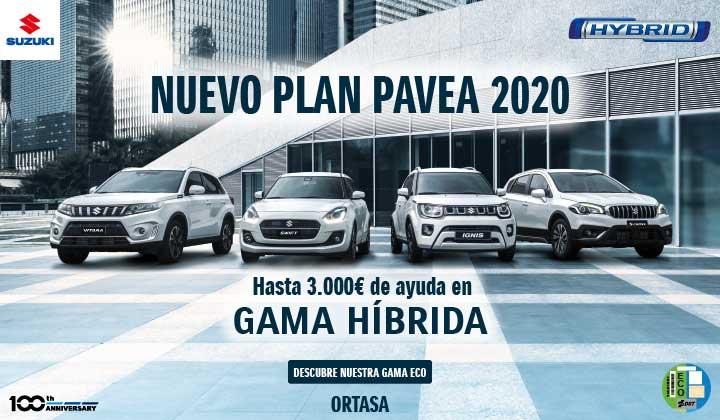 Oferta Suzuki Vitara no Pagues hasta 2021