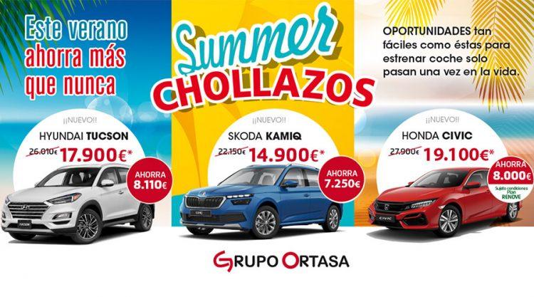 Summer Chollazos en tu Nuevo Coche
