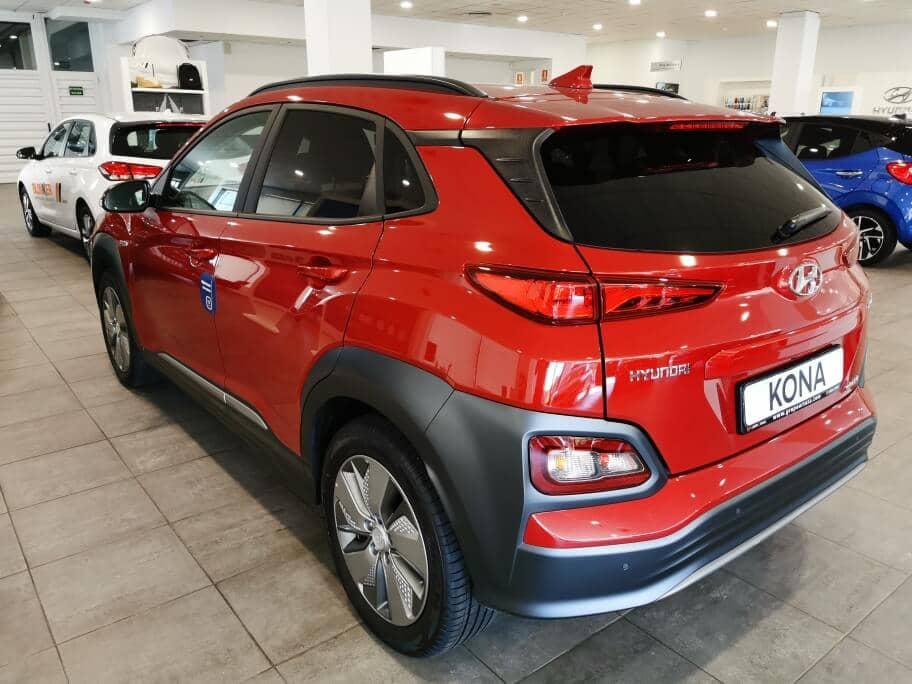 Nuevo Hyundai Kona Eléctrico por sólo 26.900€