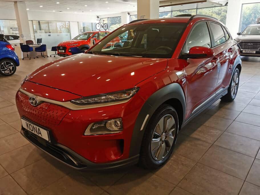 Ahorra más de 10.000 euros en el Hyundai Kona Eléctrico