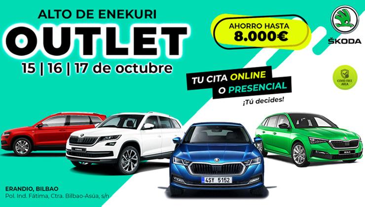 Oferta Outlet Škoda Bizkaia 2020
