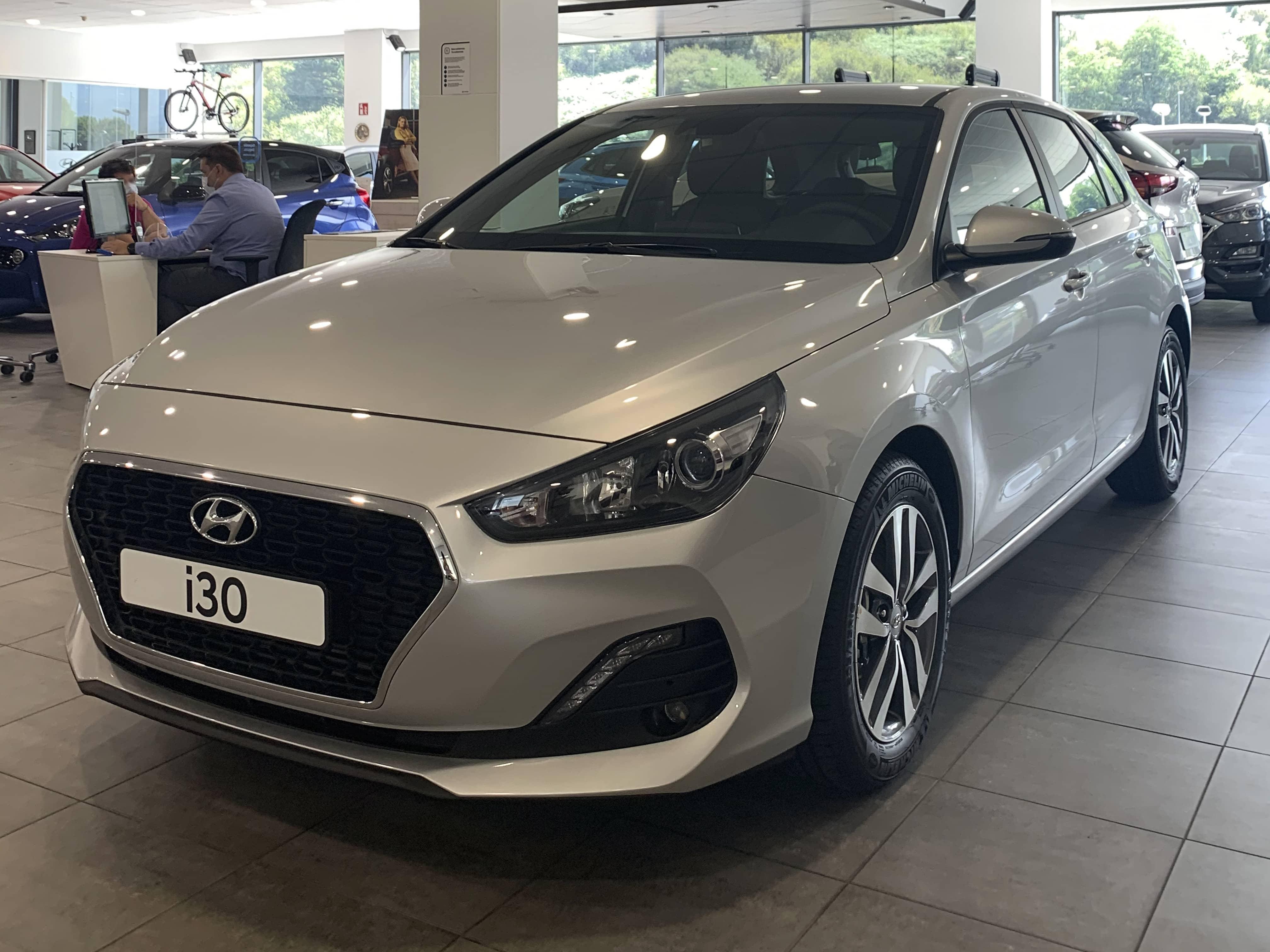 Hyundai i30 por sólo 14.900€* con el Plan Re-Nueva de Ortasa