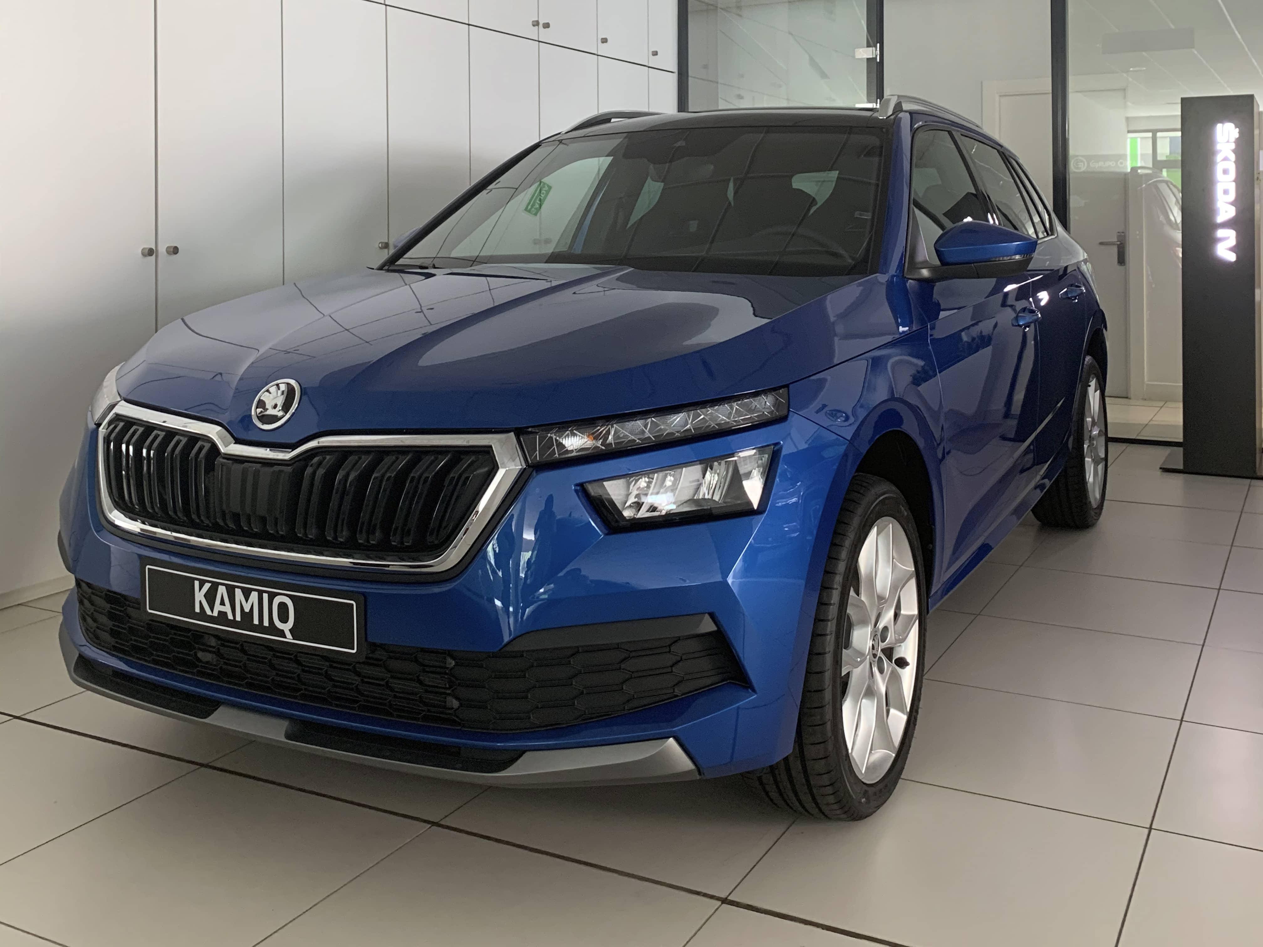 Skoda Kamiq por sólo 14.900€* con el Plan Re-Nueva de Ortasa