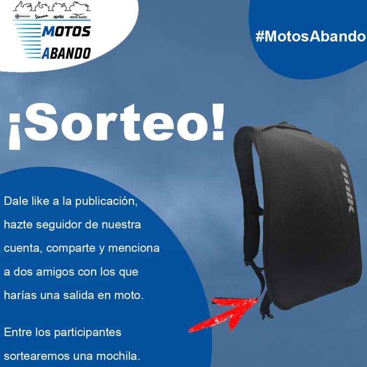 Sorteo-Mochila-Unik-Motos-Abando