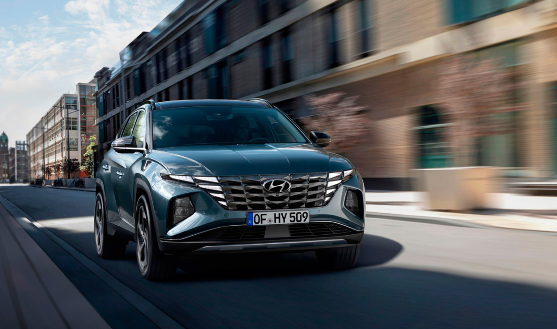 Hyundai Tucson híbrido eléctrico
