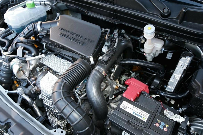 Suzuki Scross Hybrid