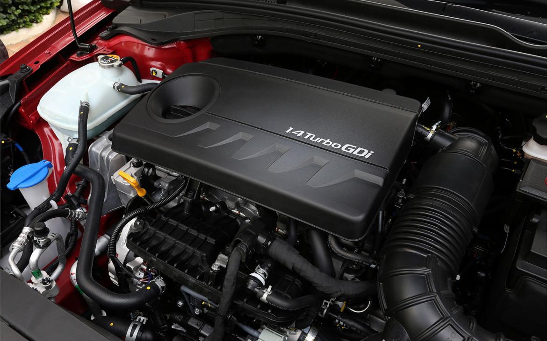 motor hyundai i30